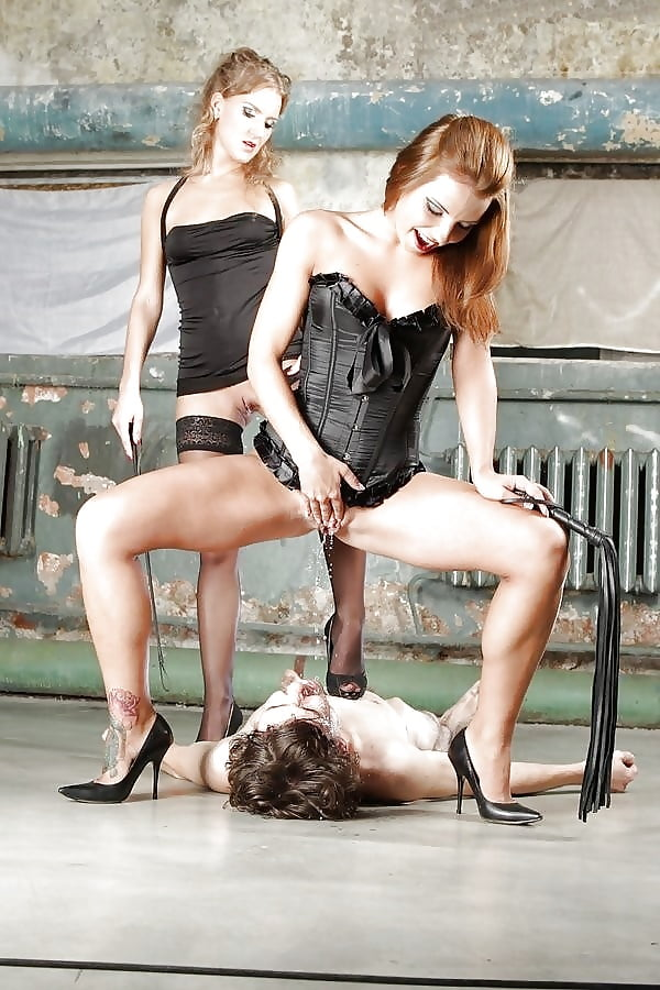 Digna recommend Femdom teaching slave to pee