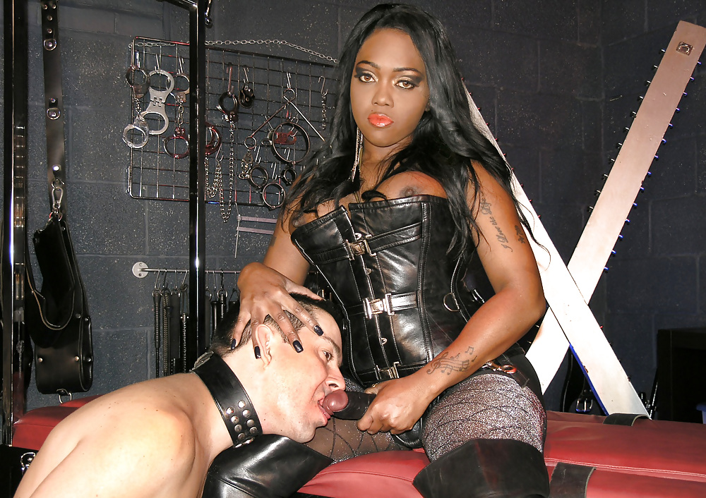 Admin recommends Domination foot shemale worship