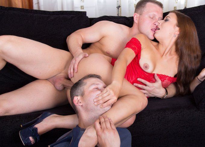 Coull recommend She male orgy