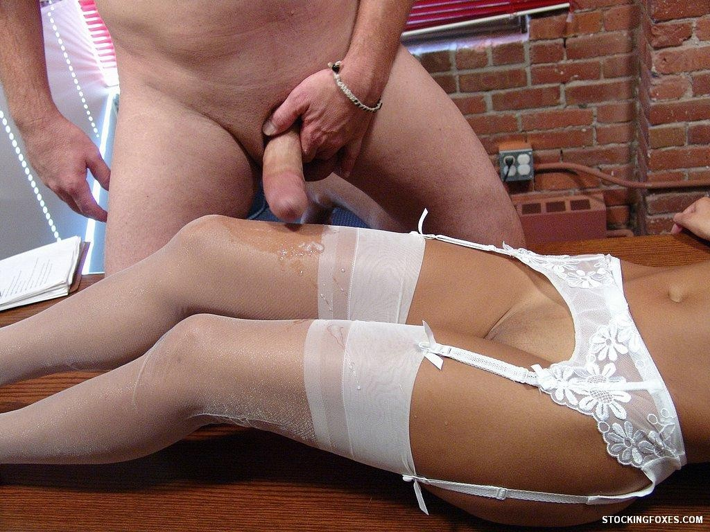 Michal recommend Hairy pantyhose pics