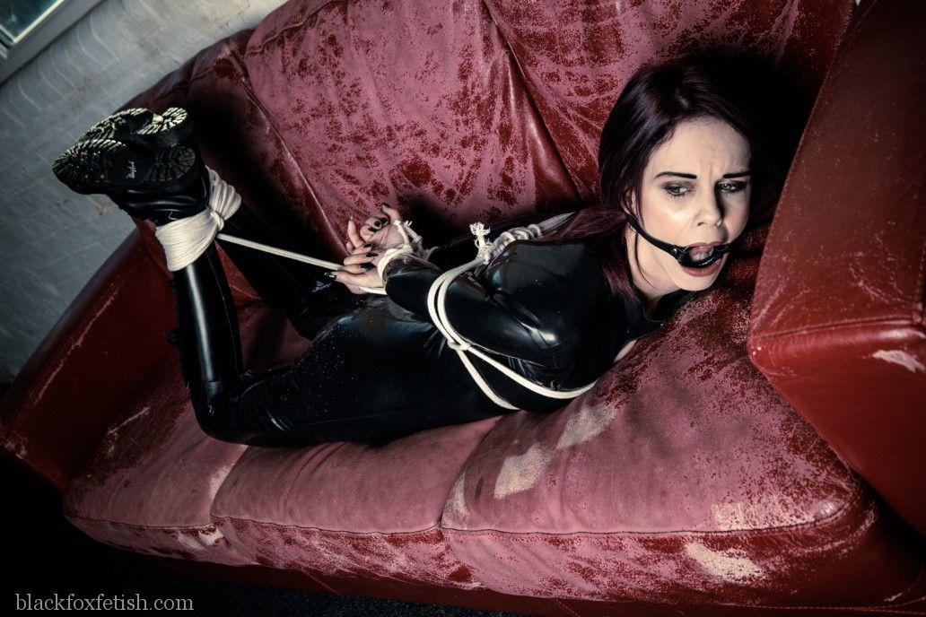 Diedra recommends Double penetration bound stretched hurt