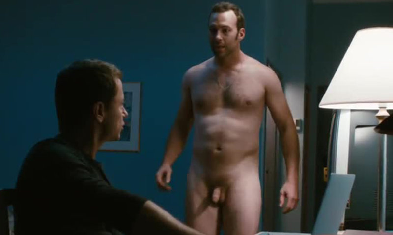 Naked male celebrities in movies